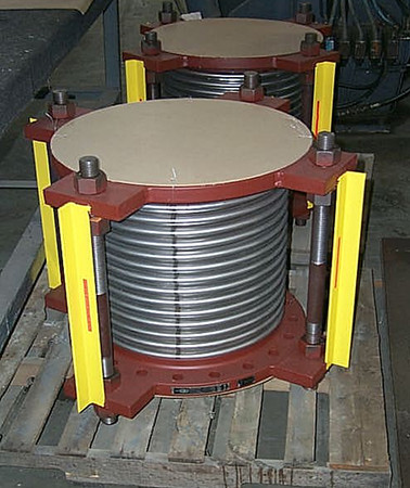 Tied Single Expansion Joint