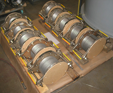 Tied Single Expansion Joints