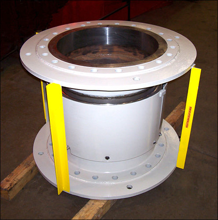 Single Tied Expansion Joints with Two-Ply Alloy Bellows (#86092 - 12/27/2006)