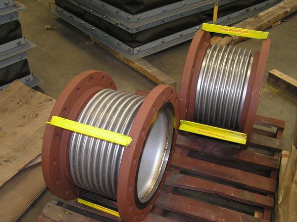 Single Expansion Joints for a Thermal Power Plant (#88684 - 11/15/2006)