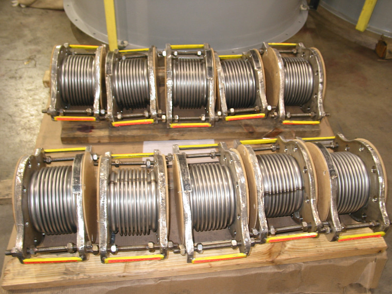 188 Single Tied Expansion Joints (12/28/2005)