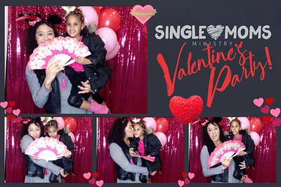 Single Mom's Valentine's Event