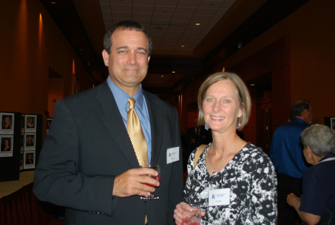 Stuart and Lisa Bell