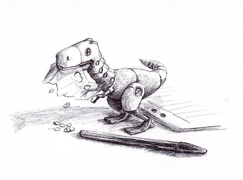 Dinosaur Punch