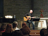 Chad Michael, creative producer for Family Life Network, was our lead worshiper for the weekend.