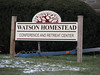 We're grateful for the cheerful and courteous hospitality afforded us by the wonderful staff at Watson Homestead.  We are thrilled that they will again be hosting our 2009 retreat on February 27 through March 1, so please reserve that weekend on your calendars and check back to the website for more details as the weekend gets closer.