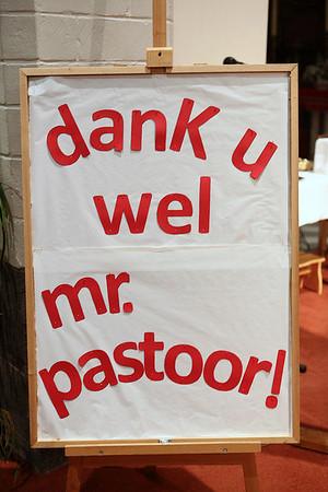 Afscheid pastoor Niek Mathijsen