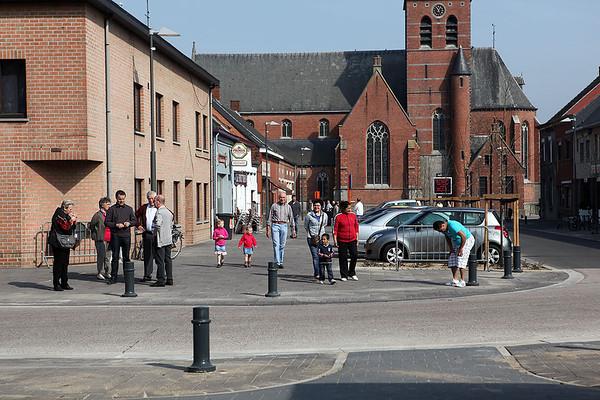 Opening vernieuwde dorpskern Sint-Jozef Rijkevorsel