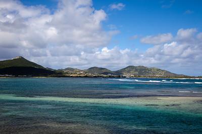 Sint Maarten - Baie Lucas