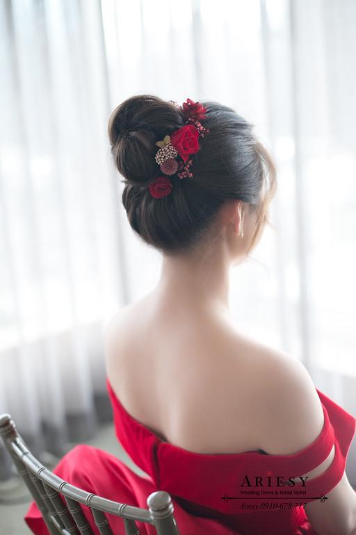 文定新娘造型,晶華酒店婚禮,新娘秘書,新秘,台北新秘推薦,鮮花新秘