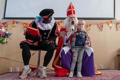 Welkom Sinterklaas in Oosterleek