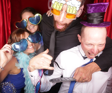 Siobhan & Shane - 14th March 2015 Photobooth Photos
