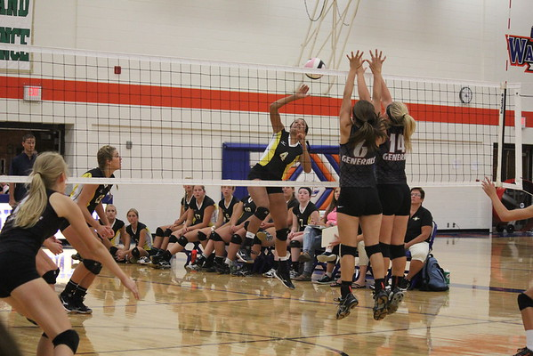 Sioux Center Volleyball tournament 8-25-16