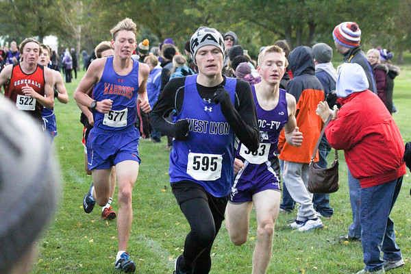 Siouxland Conference XC 10-11-18