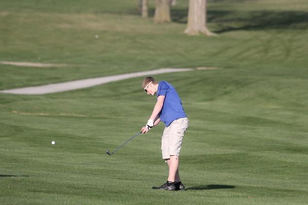 Siouxland Conference boys' golf at Larchwood