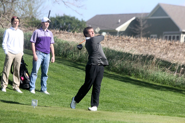 Siouxland Conference boys' golf at Rock Valley 4-27-17