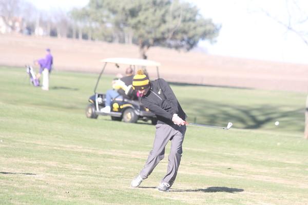 Siouxland Conference boys' golf in Sheldon 4-6-17