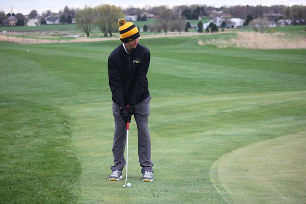 Siouxland Conference girls' and boys' golf from 4-20-17