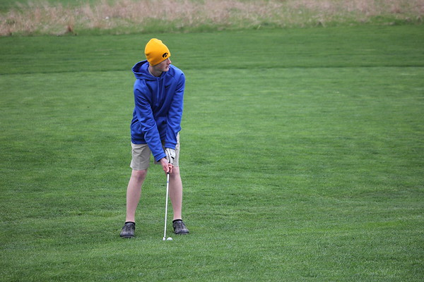 Siouxland Conference golf 4-20-17