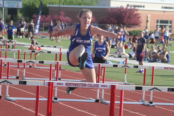 Siouxland Conference track 5-5-16