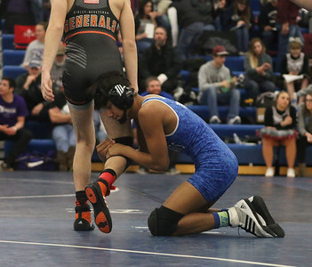 Siouxland Conference wrestling tournament 1-26-18