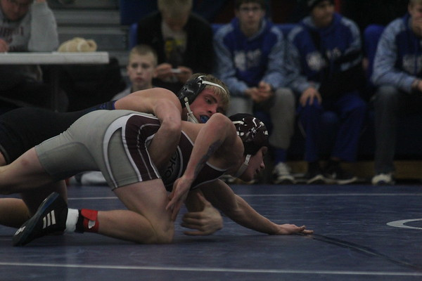 Siouxland Conference wrestling tournament 1-30-17
