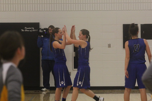 Siouxland Conference basketball: West Lyon girls' and boys at Boyden-Hull 12-20-16