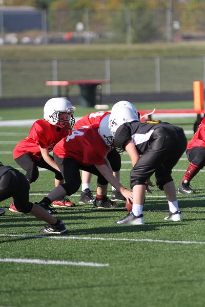 Sisseton Football 9-25-15