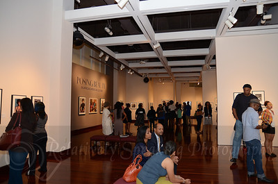 The Spelman College Museum of Fine Art is a beautiful space.