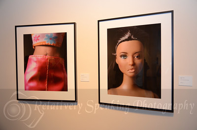 """Sheila Pree Bright b. 1967, From the """"Plastic Bodies"""" Series, 2005, digital prints, Courtesy of the Artist"""