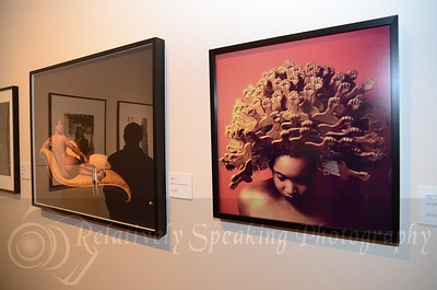 image on the right - Lauren Kelley, Pickin', 2007, Color-coupler print, 23 x 23⅛ inches, Courtesy of the photographer