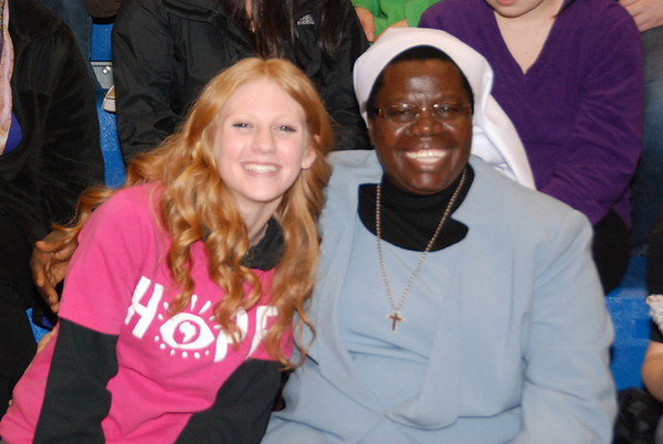 "Sister Rosemary's Seattle Trip - ""Sewing Hope"""