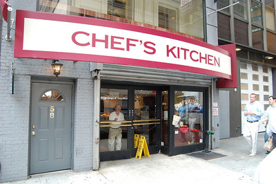 Chef's Kitchen Cafe