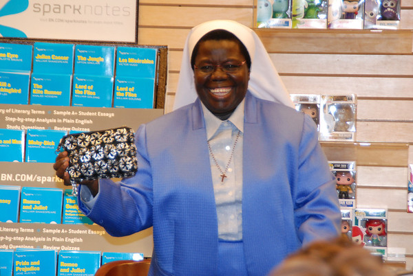 Sister Rosemary Nyirumbe - Barnes & Noble Booksigning - Okc