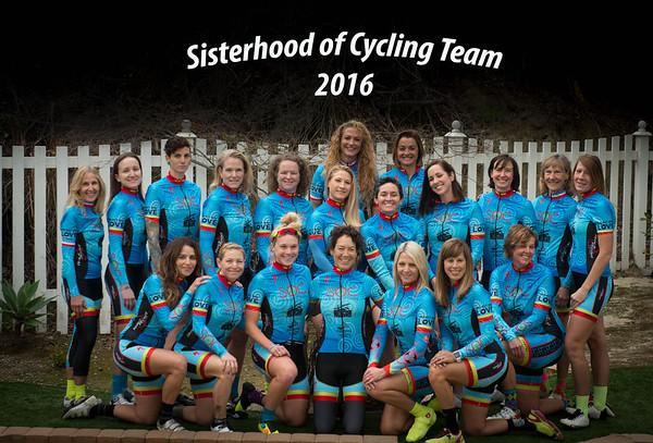 Team Portraits 2016