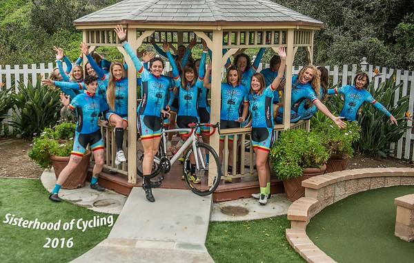 Sisterhood of Cycling