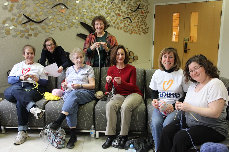 Good Deeds Day 2015 - Knitzvah Re-starts!