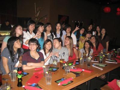 Sisterhoods 2007