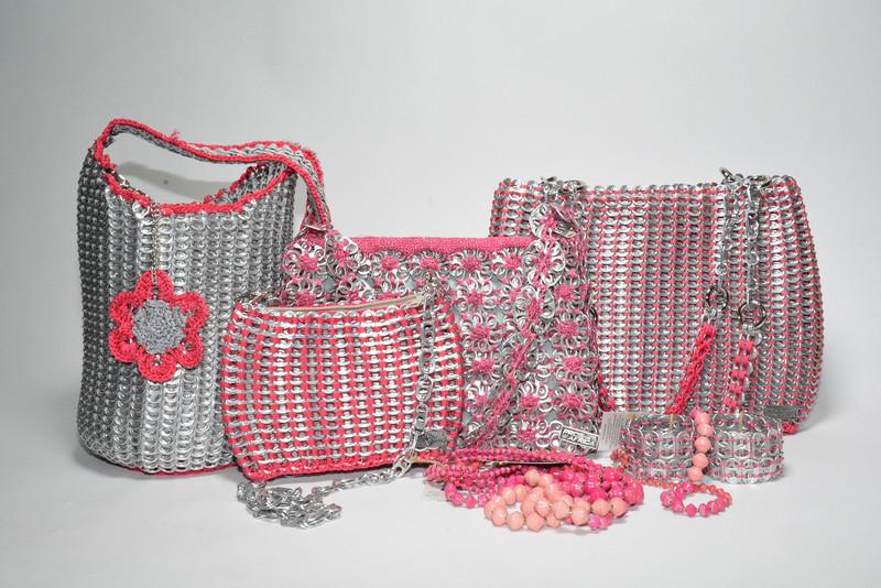 beachbag, eve, large eden, rosemary, beads and bracelets