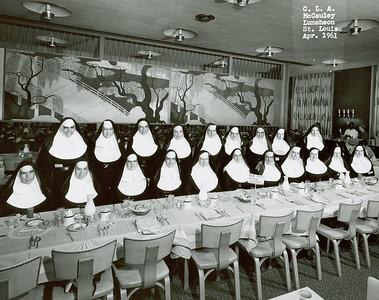 McCauley Luncheon, 1961