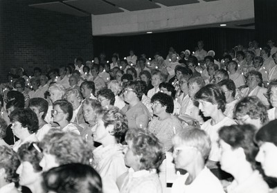 Sisters of Mercy Convention, 1987