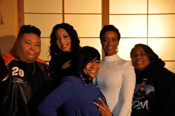 A-List Musiq Circle presents Sisters of Soul #5