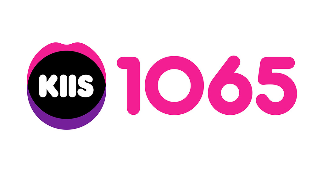 KIIS FM 106.5 logo (photo credit: KIIS website)