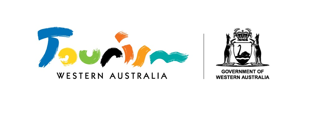 Tourism WA logo (photo credit: Tourism Western Australia/WA Government)