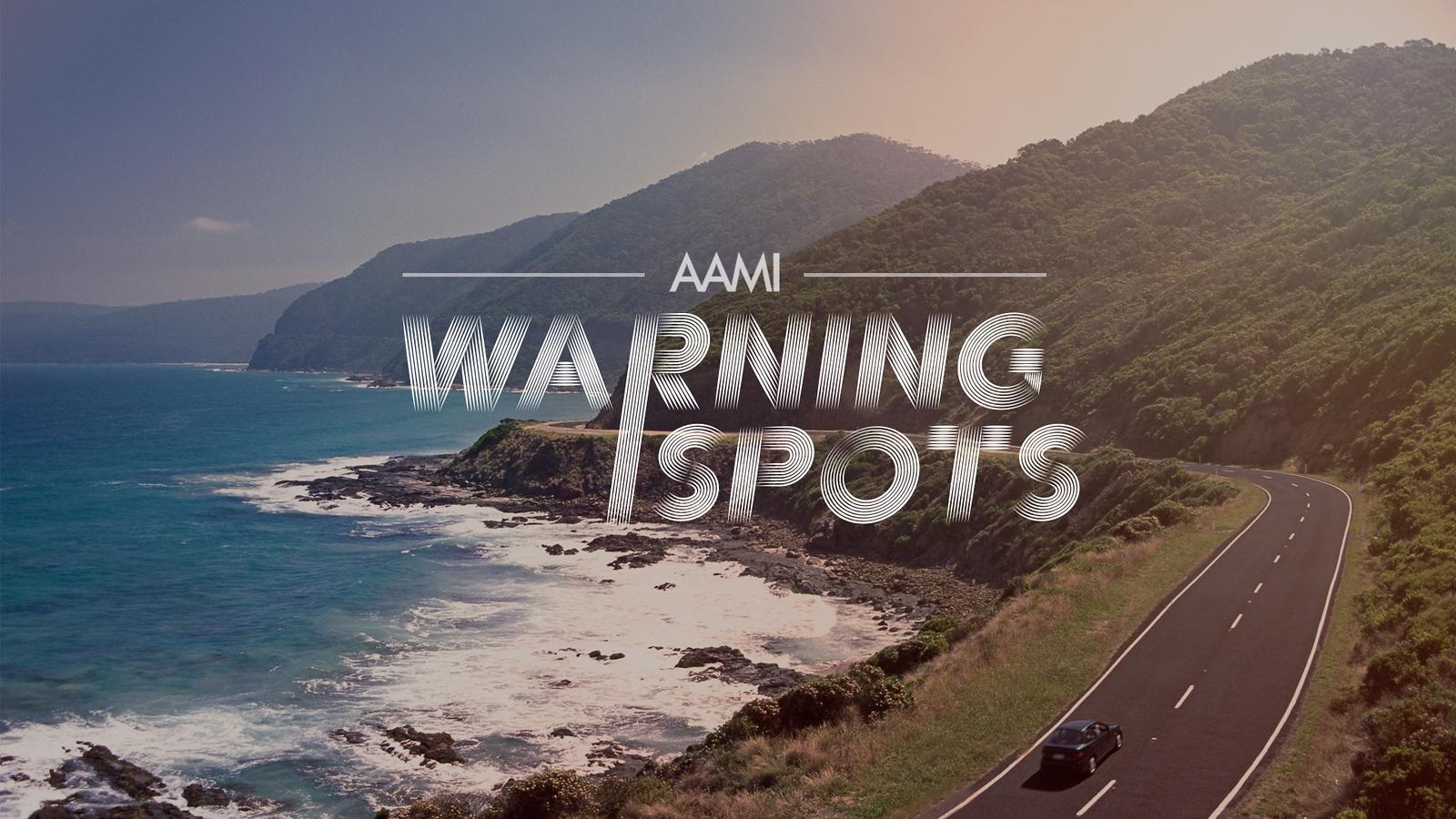 Warning Spots (photo credit: AAMI/Spotify/Ogilvy Melbourne)