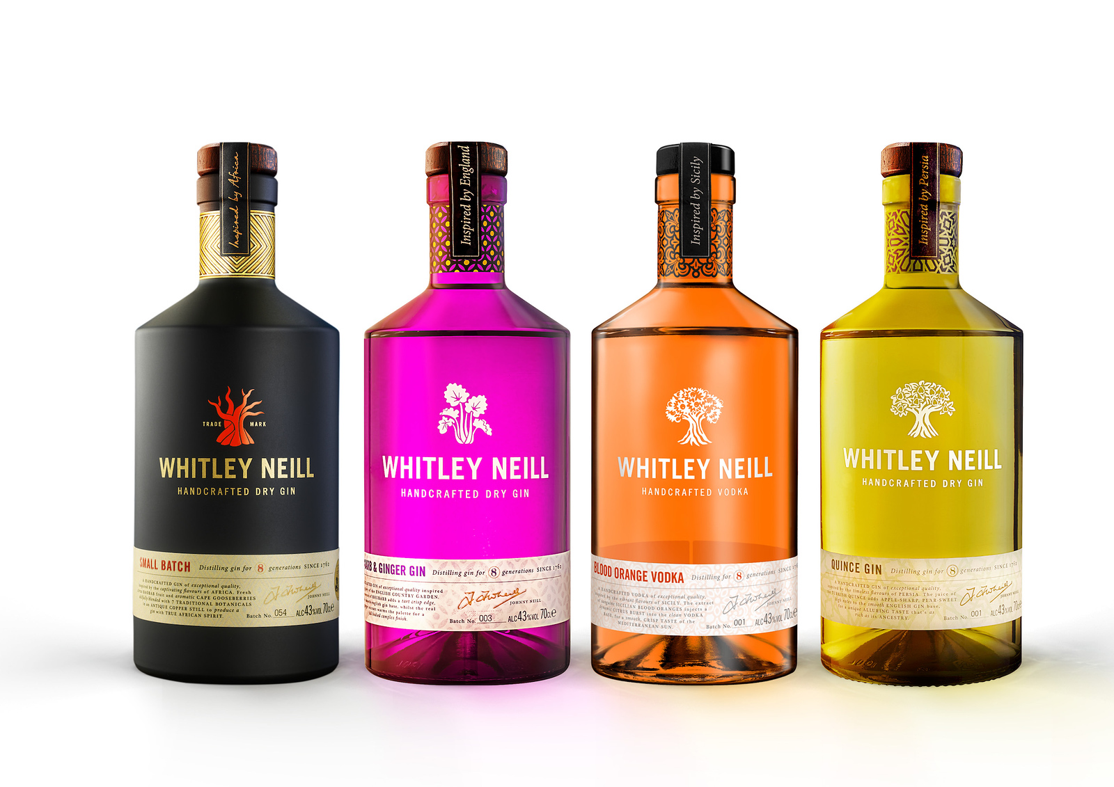 Whitley Neill Gin (photo credit: Gin Foundry)