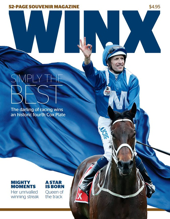WINX magazine (photo credit: NewsCorp Australia)