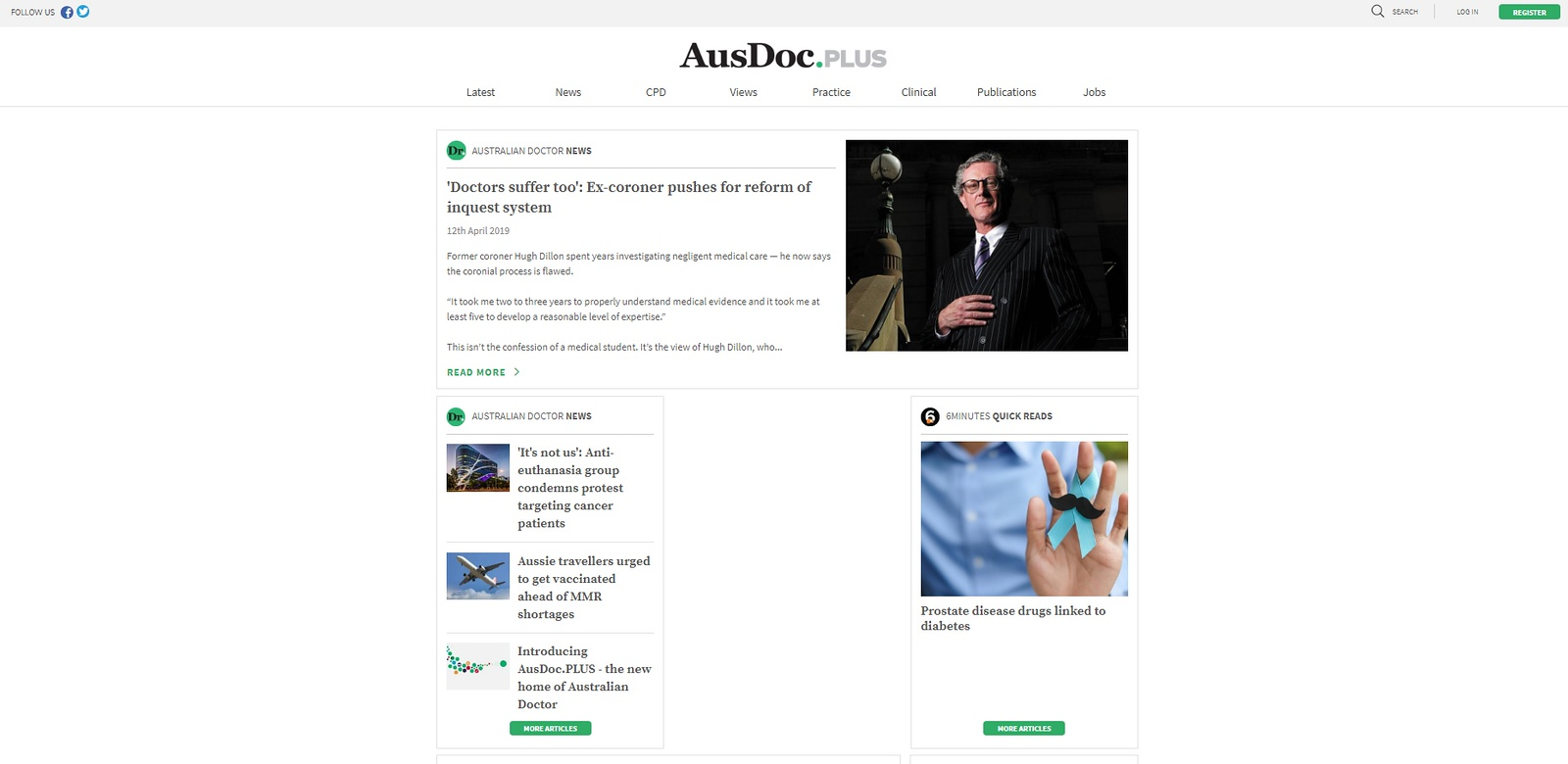 AusDoc Plus screenshot