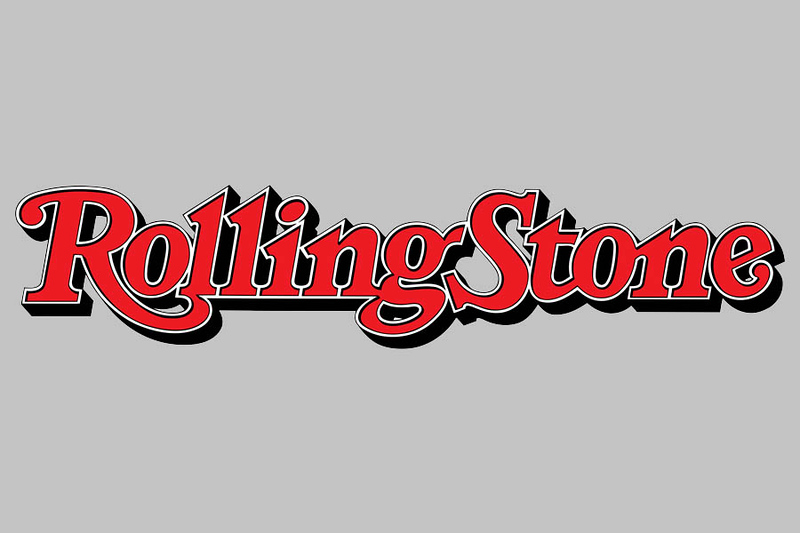 Rolling Stone logo (photo credit: Happy Mag)