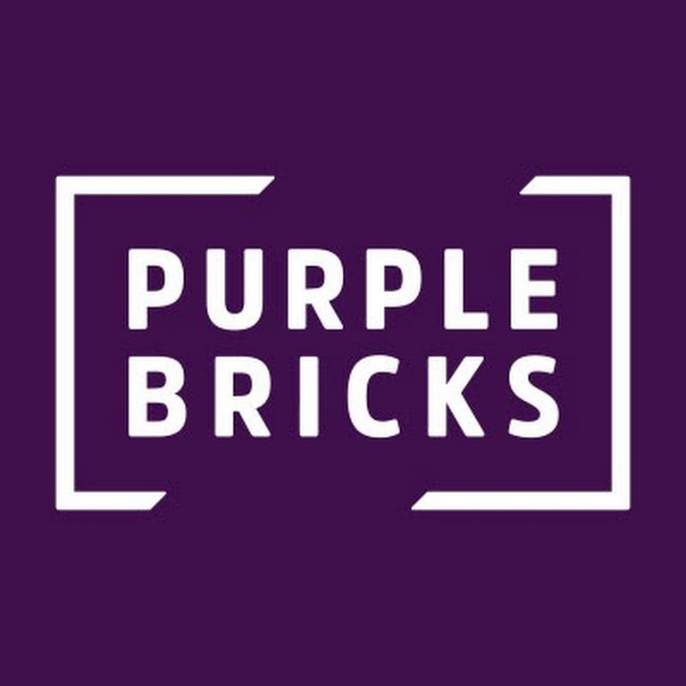 Purple Bricks logo (photo credit: purplebricks.com.au)